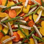 חטיף מיקס ירקות